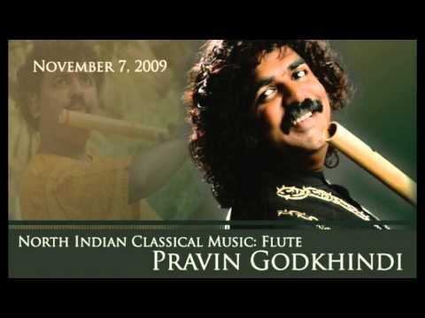 Pravin Godkhindi - Flute ( Bansuri ) - Raga Bhupali - By Roothmens video