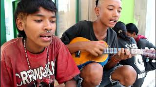 Anak Brutal Penghinat Versi Musisi Anak Jalanan