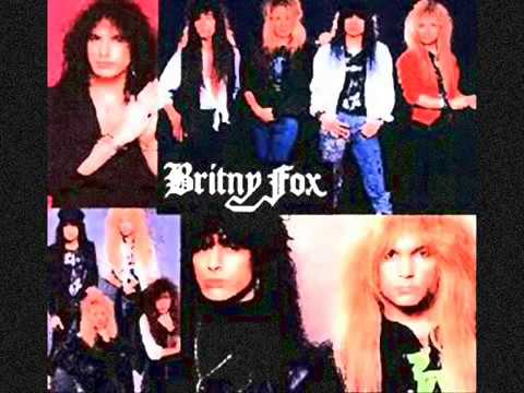 Britny Fox - Six Guns Loaded