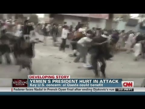 CNN: Yemen on brink of civil war?