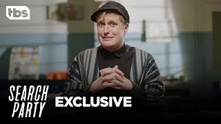 Search Party: John Early's Top 10 Moments from Season 1 | TBS