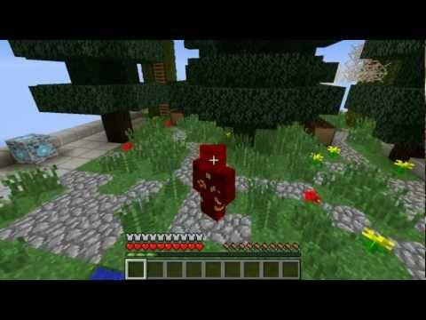 Minecraft - Como instalar IRON MAN MOD - ESPAÑOL