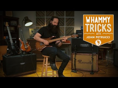 Whammy Bar Tricks with John Petrucci of Dream Theater