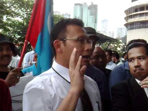 Ketua AMK Sarawak,Ahmad Nazib Johari.mp4