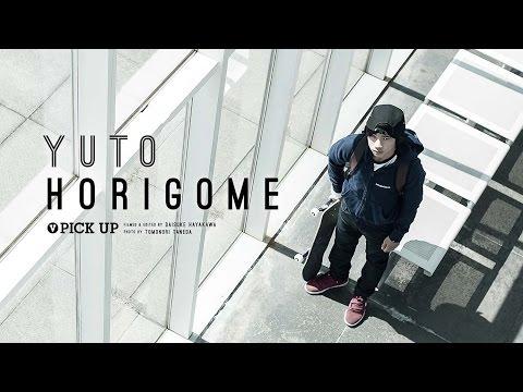 YUTO HORIGOME [VHSMAG]