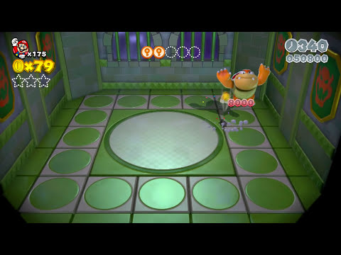 Super Mario 3D World - Final Blitz (World Flower Part 2/2)