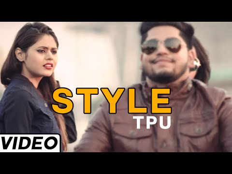 New Punjabi Song  Style  By Tpu    Latest Punjabi Songs 2015    Jass Records video