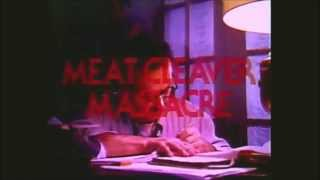Meatcleaver Massacre (1977) - Official Trailer
