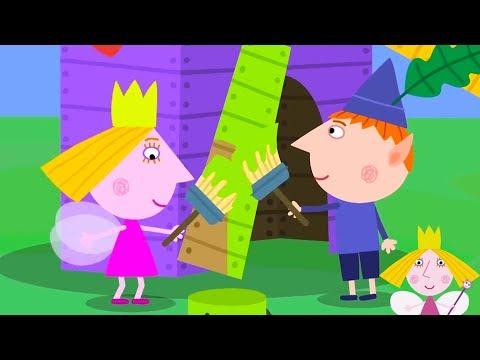 Маленькое королевство Бена и Холли | Сумасшедший гольф | Сборник мультиков для детей