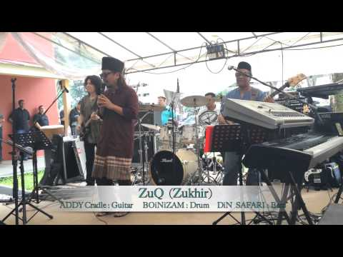 ZuQ & The Talented Musicians - Malay Wedding Jam 2014