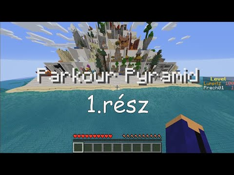 Parkour Piramis 1.rész