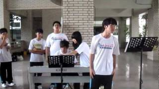 Taiwan's Got Talent - Queen of the Night by Hsin-Tien Senior High School Boy