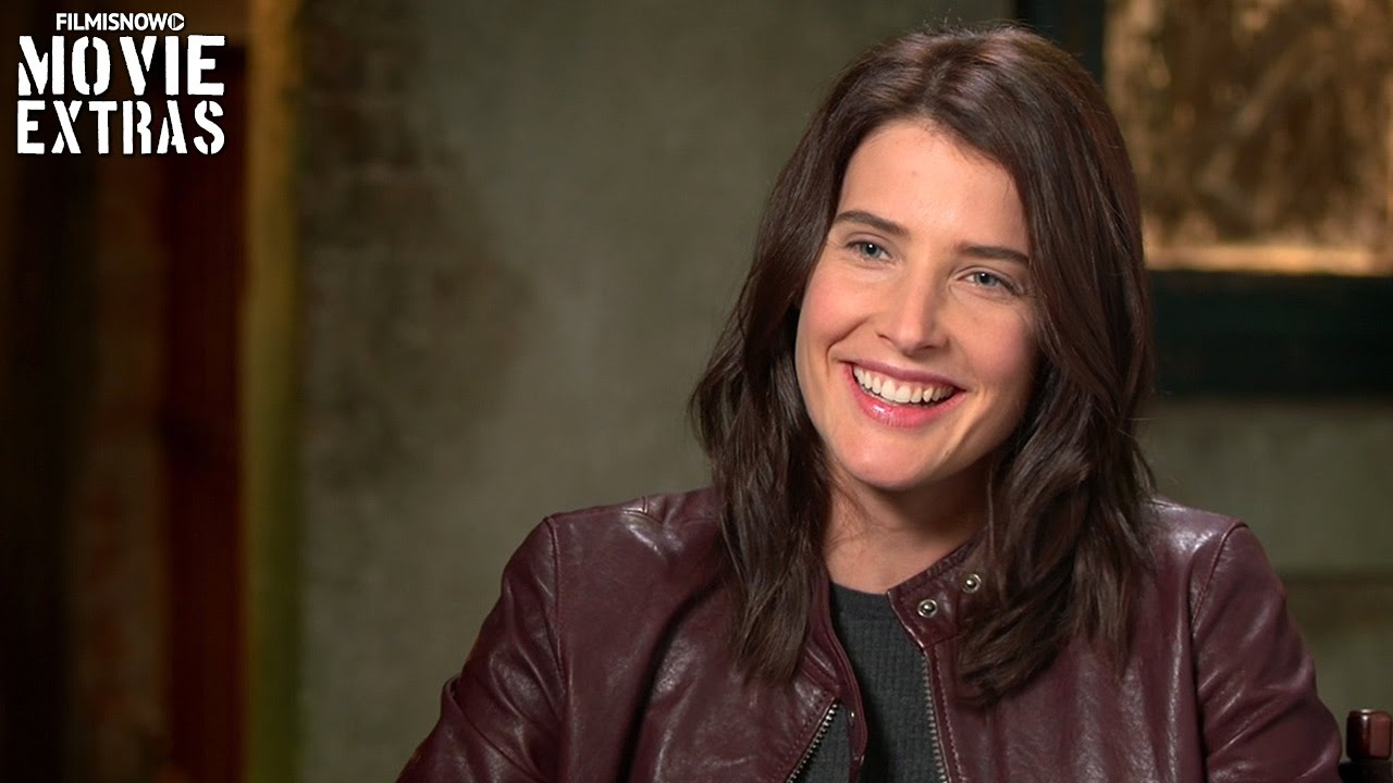 Jack Reacher: Never Go Back | On-set visit with Cobie Smulders 'Susan Turner'