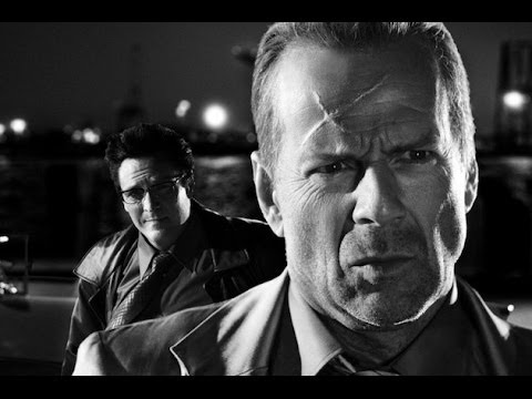 Frank Miller's Sin City: A Dame To Kill For Trailer #2 (2014) Jessica Alba,Bruce Willis HD