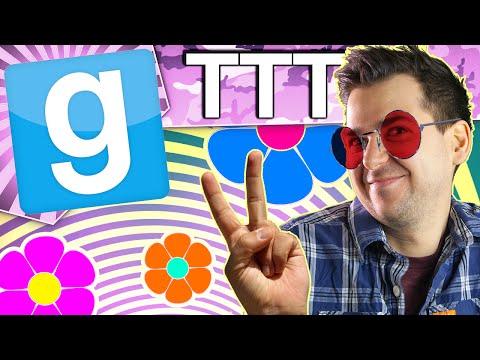 Peace Force! - Gmod TTT