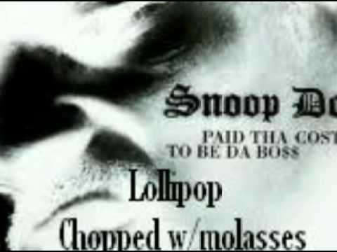 Snoop Dogg - Lollipop