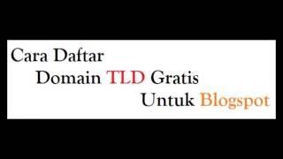 download lagu Cara Daftar Domain Tld Gratis Untuk Upgrade Adsense Hosted gratis