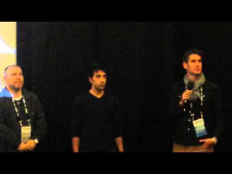 The Green Prince Q&A Sundance 2014 SLC