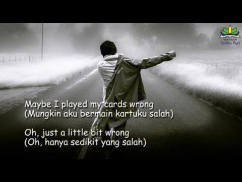 Dive Ed Sheeran Lyrics dan Terjemahan Indonesia