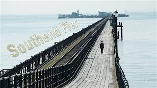 A Walk Down Southend On Sea Pier