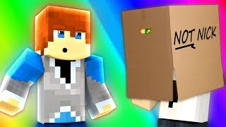 """Minecraft Mini-Game Monday! - """"Sneaky Party 😎"""" - with L8Games!"""