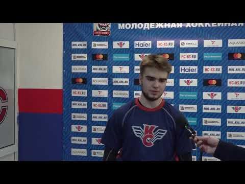 Артем Клавдиев: Болельщики помогали весь сезон