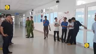 Thai phụ tử vong sau khi mổ u nang buồng trứng tại viện Sản Nhi Quảng Ngãi