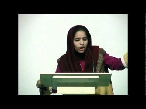 A Pakistani girl replies to 13 yr old Hindu girl who spoke against pakistan 02.MPG