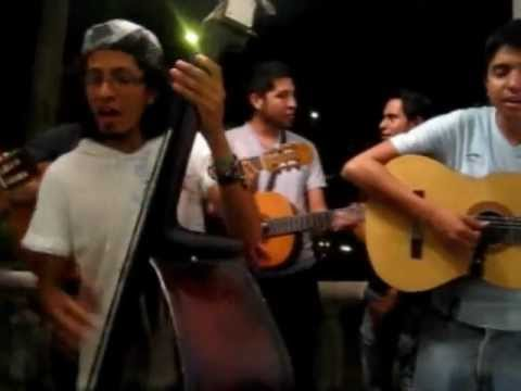 Rondalla Estandarte - Serenata@Live