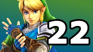 Hyrule Warriors Walkthrough Part 22 - No Commentary Playthrough (Wii U)