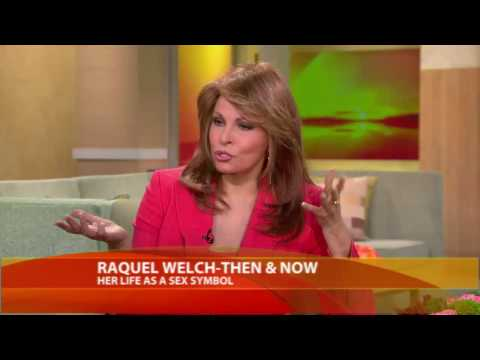 Raquel Welch: Then and Now