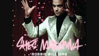 Watch Robbie Williams Shes Madonna video