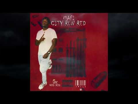 Mafi - City Run Red  (Official Audio)