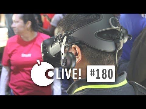 Apfeltalk LIVE! #180 - Aktuelles aus AR und VR