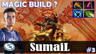 SumaiL - Gyrocopter MID | MAGIC BUILD ? | Dota 2 Pro MMR Gameplay #3