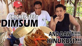 CHICKEN FEET DIMSUM | ORIGINAL RECIPE?