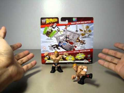 Mattel WWE Rumblers Triple H & Shawn Michaels 2-pack