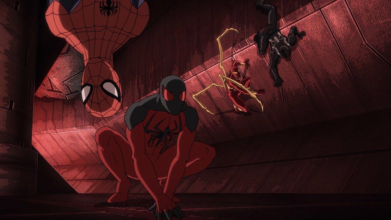 SpiderMan 1994 TV series  Wikipedia