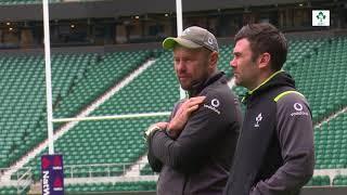 Irish Rugby TV: 'We're As Ready As We Can Be' - Greg Feek
