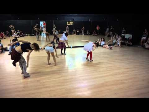 DANDOLA | Reggaeton Fusion | Pop Up Dance Intensive 2 | Choreo by Lena Perelygina