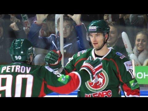 Топ-10 голевых действий Лауриса Дарзиньша в КХЛ / Lauris Darzins Top-10 KHL plays