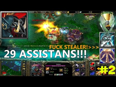 Zevz.Freestyle DOTA 1 - Huskar, The Sacred Warrior (Stealer Zeus!) ★ #2