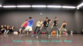 Układ taneczny do: Beyonce - Dance For You