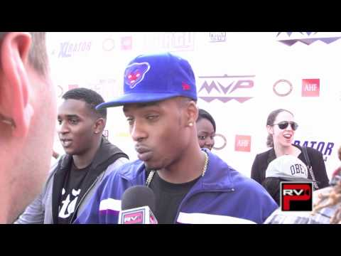 We The Party Premiere - Ben J of The New Boyz interview