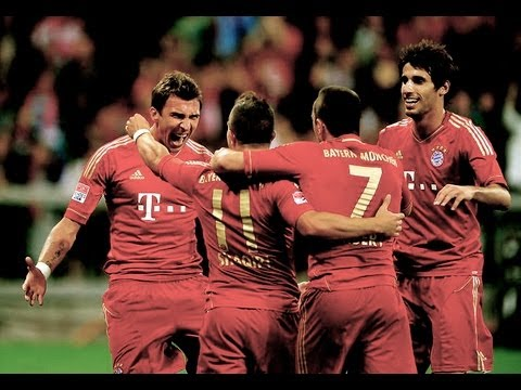 FC Bayern 2012/2013 - New Offensive Power