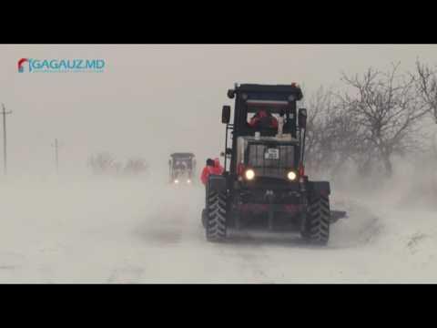 Грейдеры Брянск-Гагаузияпробивают дорогу на Джолтай