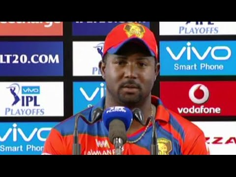 """GL v RCB: """"The Guys Have Done An Excellent Job To Get Where We've Got"""" - Dwayne Smith"""