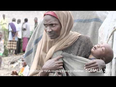 FOOD CRISIS & FAMINE IN SOMALIA
