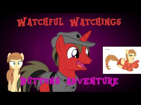 Watchful Watchings- Buttons Adventure Review