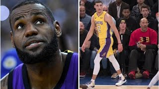 LeBron James: Lonzo Ball and Lakers trade problem claim made by former NBA general manager